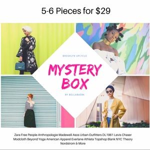Brooklyn Upcycle X Bellabaebk MYSTERY BOXES